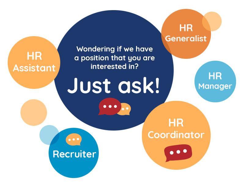Candidate - HR bubbles