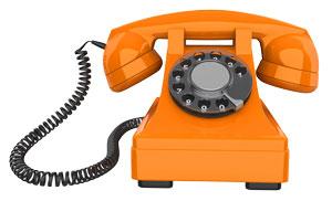 Orange-Phone---accounting